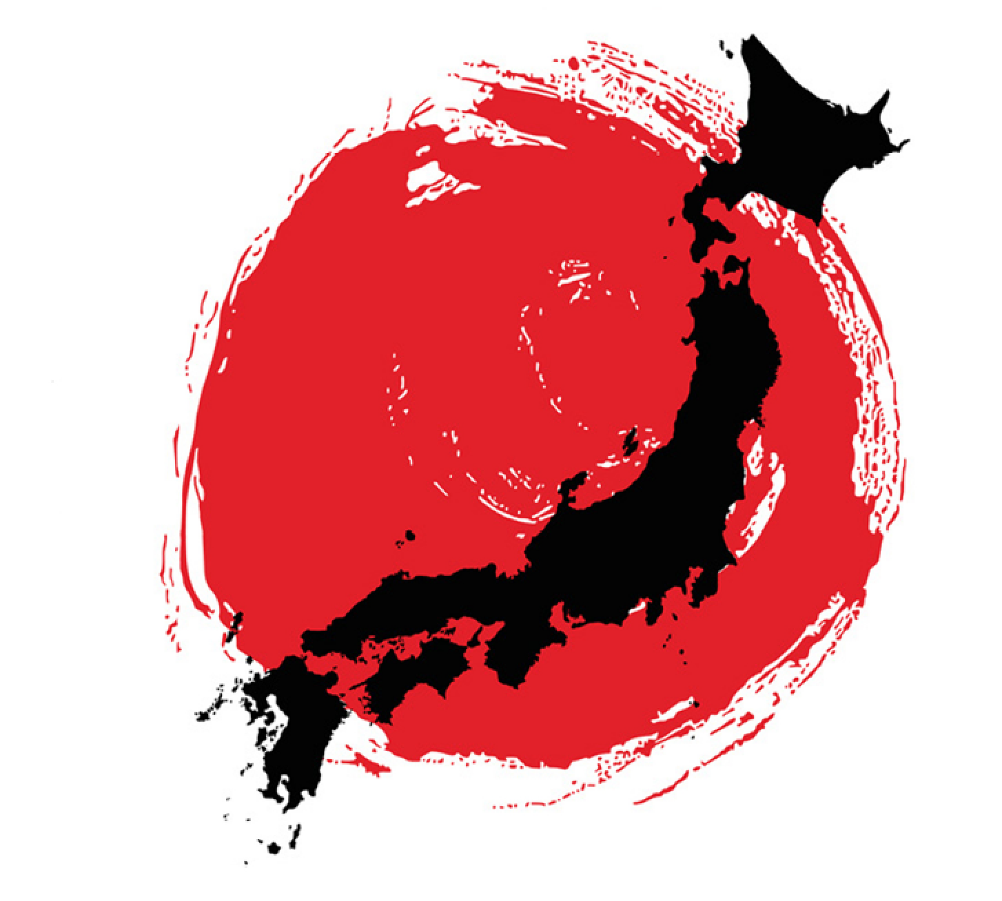 WeExplore Adventure Learning Environment - Japan map png
